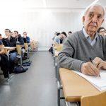 Octogenarian Spaniard enrols in Erasmus scheme